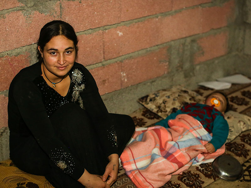 Living conditions in Northern Iraq