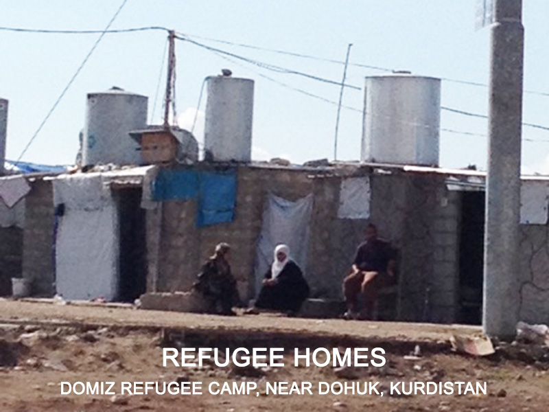 Refugee homes